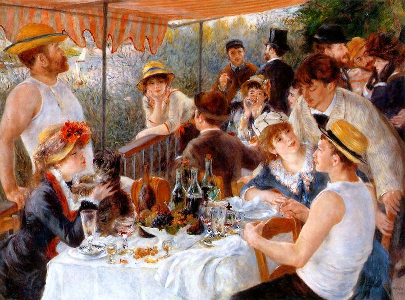 Renoir-luncheon-of-the-boating-party